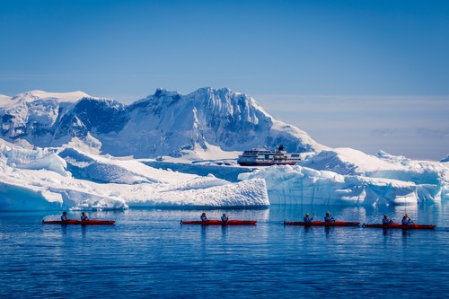 Antarctica - Highlights of the Frozen Continent - 13-days