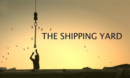 The Shipping Yard - a short film directed by Brandond Li about what working on a shipyard in Dubai is like