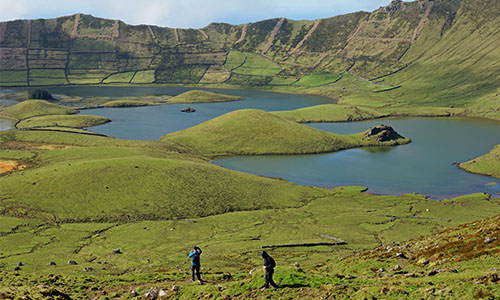 The Azores - Nine Islands in the Mid-Atlantic