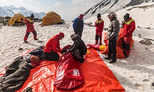 Expedition and First Aid