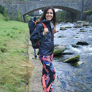Julia Bradbury Credit Holly Brega at The Outdoor Guide